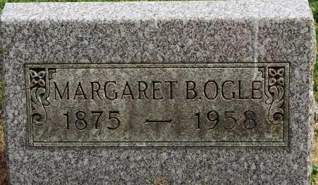OGLE, MARGARET B. - Coshocton County, Ohio | MARGARET B. OGLE - Ohio Gravestone Photos