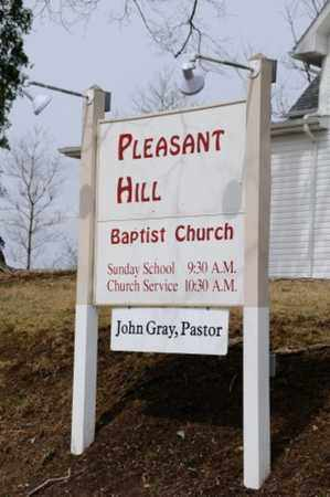 PLEASANT HILL, SIGN - Coshocton County, Ohio   SIGN PLEASANT HILL - Ohio Gravestone Photos