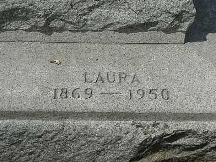 PRETZEUS, LAURA - Coshocton County, Ohio | LAURA PRETZEUS - Ohio Gravestone Photos