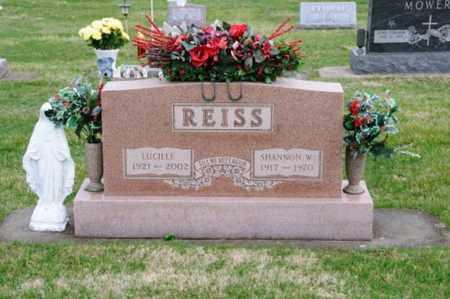 REISS, SHANNON W. - Coshocton County, Ohio | SHANNON W. REISS - Ohio Gravestone Photos