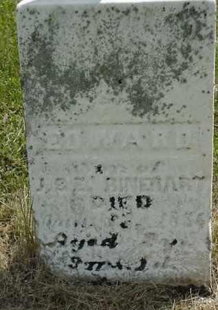 RINEHART, EDWARD - Coshocton County, Ohio   EDWARD RINEHART - Ohio Gravestone Photos