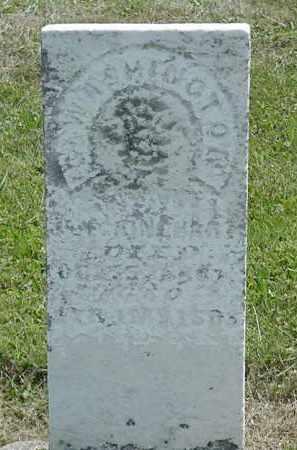 RINEHART, G. WASHINGTON - Coshocton County, Ohio | G. WASHINGTON RINEHART - Ohio Gravestone Photos