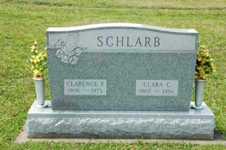 BROWN SCHLARB, CLARA C. - Coshocton County, Ohio | CLARA C. BROWN SCHLARB - Ohio Gravestone Photos