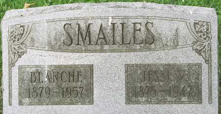 SMAILES, JESSE VANMETER - Coshocton County, Ohio | JESSE VANMETER SMAILES - Ohio Gravestone Photos