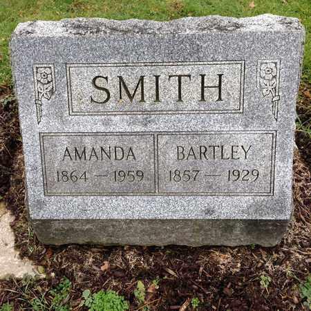 MASTERS SMITH, AMANDA - Coshocton County, Ohio | AMANDA MASTERS SMITH - Ohio Gravestone Photos