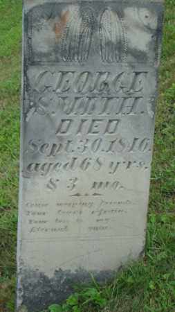 SMITH, GEORGE - Coshocton County, Ohio | GEORGE SMITH - Ohio Gravestone Photos