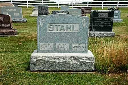 GEPHART STAHL, CLARA C. - Coshocton County, Ohio | CLARA C. GEPHART STAHL - Ohio Gravestone Photos
