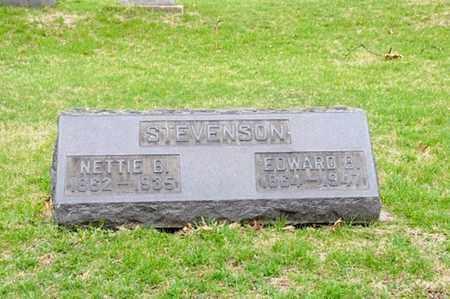 STEVENSON, NETTIE BELL - Coshocton County, Ohio   NETTIE BELL STEVENSON - Ohio Gravestone Photos