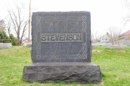 STEVENSON, PETER - Coshocton County, Ohio | PETER STEVENSON - Ohio Gravestone Photos