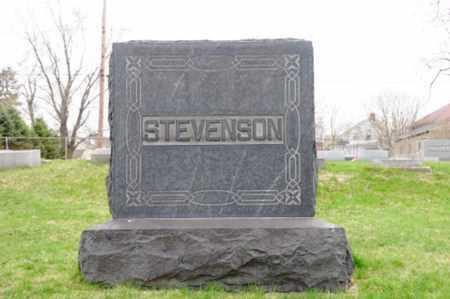 STEVENSON, RUSSELL JOHN - Coshocton County, Ohio | RUSSELL JOHN STEVENSON - Ohio Gravestone Photos