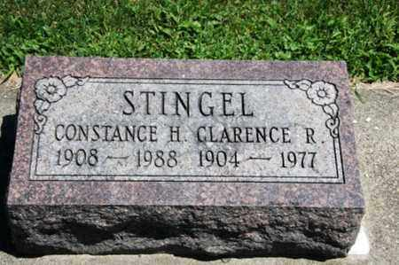 STINGEL, CLARENCE RUSSELL - Coshocton County, Ohio | CLARENCE RUSSELL STINGEL - Ohio Gravestone Photos