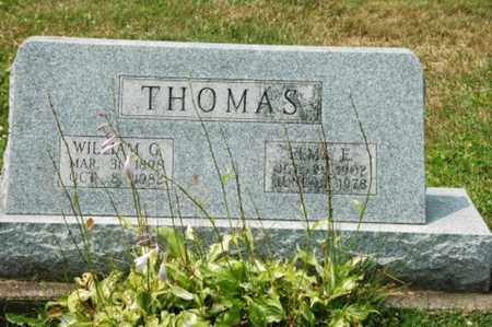 THOMAS, ELMA E. - Coshocton County, Ohio | ELMA E. THOMAS - Ohio Gravestone Photos