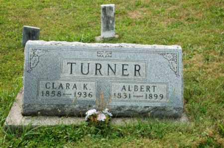 KERSTETTER TURNER, CLARA - Coshocton County, Ohio | CLARA KERSTETTER TURNER - Ohio Gravestone Photos