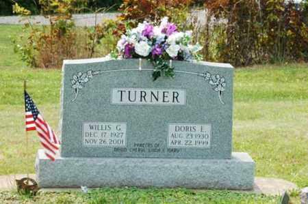TURNER, DORIS E. - Coshocton County, Ohio   DORIS E. TURNER - Ohio Gravestone Photos
