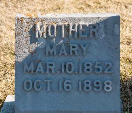 ANSTETT, MARY - Crawford County, Ohio | MARY ANSTETT - Ohio Gravestone Photos