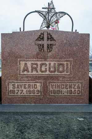 ARCUDI, SAVERIO - Crawford County, Ohio | SAVERIO ARCUDI - Ohio Gravestone Photos