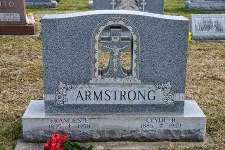 ARMSTRONG, FRANCES - Crawford County, Ohio | FRANCES ARMSTRONG - Ohio Gravestone Photos