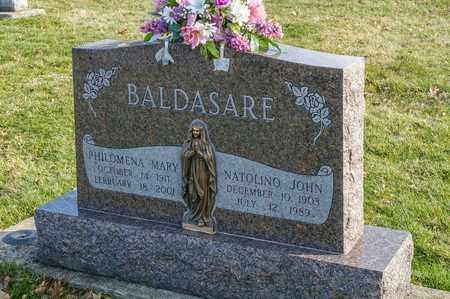 BALDASARE, PHILOMENA MARY - Crawford County, Ohio | PHILOMENA MARY BALDASARE - Ohio Gravestone Photos