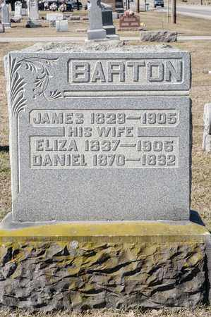 BARTON, ELIZA - Crawford County, Ohio | ELIZA BARTON - Ohio Gravestone Photos