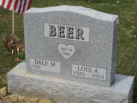BEER, LOIS A - Crawford County, Ohio | LOIS A BEER - Ohio Gravestone Photos