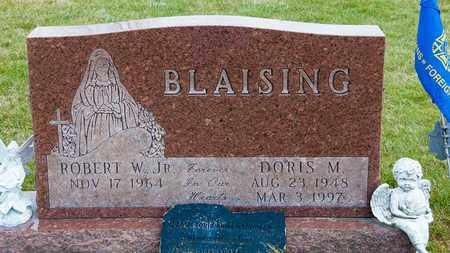 BLAISING, DORIS M - Crawford County, Ohio | DORIS M BLAISING - Ohio Gravestone Photos
