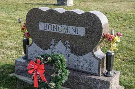 BONOMINI SR, JOSEPH - Crawford County, Ohio | JOSEPH BONOMINI SR - Ohio Gravestone Photos