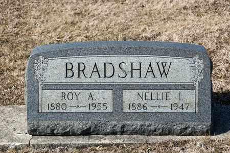 BRADSHAW, NELLIE I - Crawford County, Ohio | NELLIE I BRADSHAW - Ohio Gravestone Photos