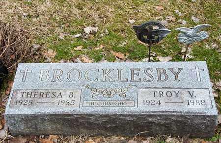 BROCKLESBY, TROY V - Crawford County, Ohio | TROY V BROCKLESBY - Ohio Gravestone Photos