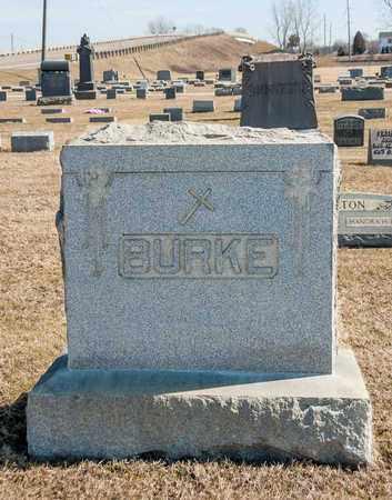 BURKE, WILLIAM P - Crawford County, Ohio | WILLIAM P BURKE - Ohio Gravestone Photos
