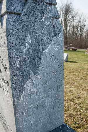 CAIN, KATIE - Crawford County, Ohio | KATIE CAIN - Ohio Gravestone Photos