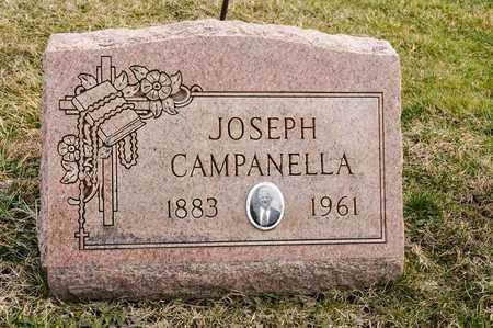 CAMPANELLA, JOSEPH - Crawford County, Ohio | JOSEPH CAMPANELLA - Ohio Gravestone Photos