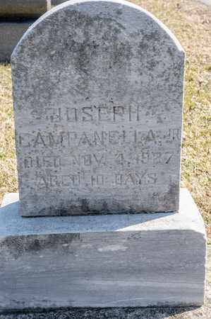 CAMPANELLA JR, JOSEPH - Crawford County, Ohio | JOSEPH CAMPANELLA JR - Ohio Gravestone Photos