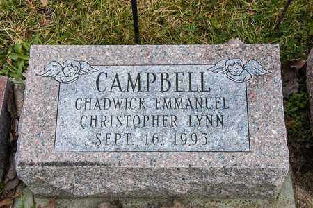 CAMPBELL, CHRISTOPHER LYNN - Crawford County, Ohio | CHRISTOPHER LYNN CAMPBELL - Ohio Gravestone Photos