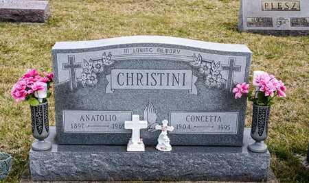 CHRISTINI, CONCETTA - Crawford County, Ohio | CONCETTA CHRISTINI - Ohio Gravestone Photos