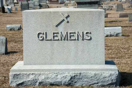 CLEMENS, BESSIE - Crawford County, Ohio   BESSIE CLEMENS - Ohio Gravestone Photos