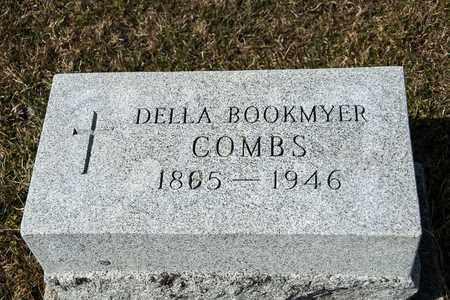 BOOKMYER COMBS, DELLA - Crawford County, Ohio | DELLA BOOKMYER COMBS - Ohio Gravestone Photos