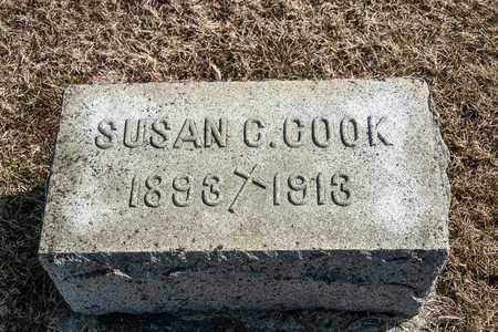 COOK, SUSAN C - Crawford County, Ohio | SUSAN C COOK - Ohio Gravestone Photos