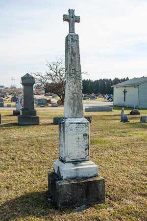 CORELE, JOHANNA - Crawford County, Ohio | JOHANNA CORELE - Ohio Gravestone Photos