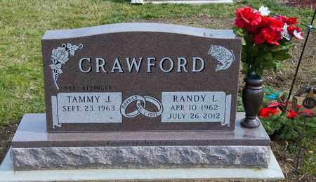 CRAWFORD, RANDY L - Crawford County, Ohio | RANDY L CRAWFORD - Ohio Gravestone Photos