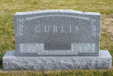 CURLIS, RICHARD N - Crawford County, Ohio   RICHARD N CURLIS - Ohio Gravestone Photos