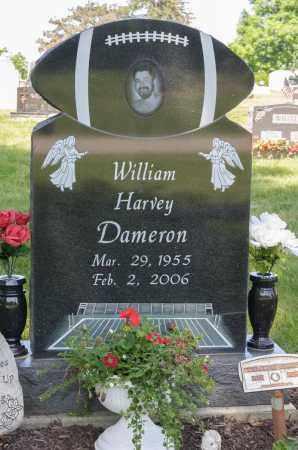 DAMERON, WILLIAM HARVEY - Crawford County, Ohio   WILLIAM HARVEY DAMERON - Ohio Gravestone Photos
