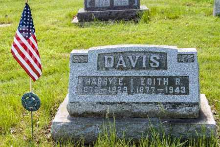 DAVIS, HARRY E. - Crawford County, Ohio | HARRY E. DAVIS - Ohio Gravestone Photos