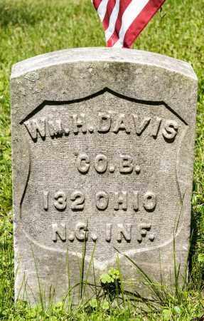 DAVIS, WILLIAM H. - Crawford County, Ohio | WILLIAM H. DAVIS - Ohio Gravestone Photos
