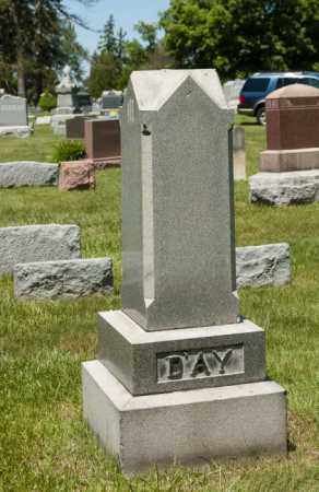 DAY, HARVEY - Crawford County, Ohio | HARVEY DAY - Ohio Gravestone Photos