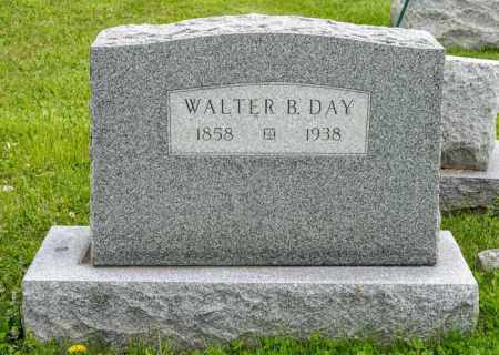 DAY, WALTER B. - Crawford County, Ohio | WALTER B. DAY - Ohio Gravestone Photos