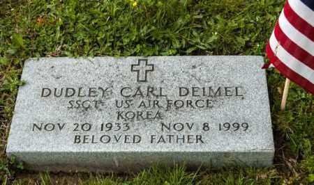 DEIMEL, DUDLEY CARL - Crawford County, Ohio | DUDLEY CARL DEIMEL - Ohio Gravestone Photos