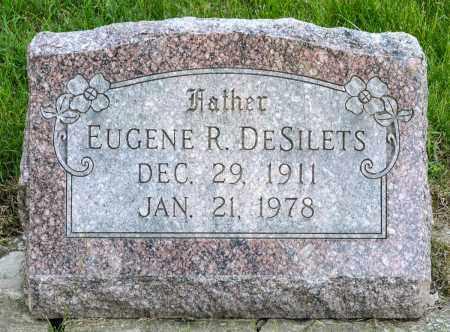 DESILETS, EUGENE R. - Crawford County, Ohio | EUGENE R. DESILETS - Ohio Gravestone Photos