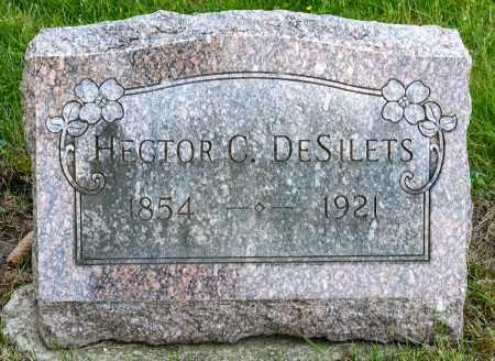 DESILETS, HECTOR C. - Crawford County, Ohio   HECTOR C. DESILETS - Ohio Gravestone Photos