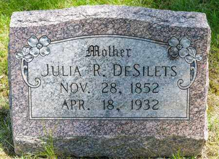 DESILETS, JULIA R. - Crawford County, Ohio | JULIA R. DESILETS - Ohio Gravestone Photos