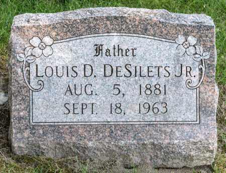 DESILETS, LOUIS D. JR. - Crawford County, Ohio | LOUIS D. JR. DESILETS - Ohio Gravestone Photos